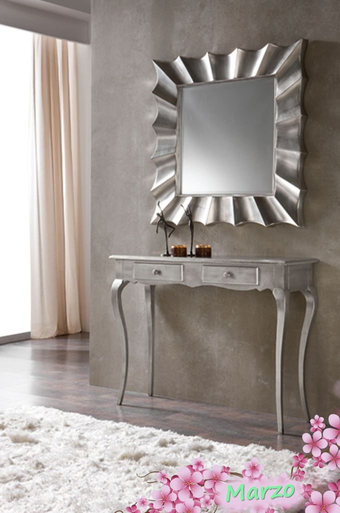 Si buscas un toque elegante para tu hogar, debes empezar por el recibidor, porque las primeras impresiones siempre cuentan 😍😍😍#Decoración #Estilo #Elegante #Diseño #Sorpresa #Fabricación #Muebles #Recibidores #QueEnamoran #BuenasTardes Muebles Sárria [Más información➔https://goo.gl/RNQH0U ]