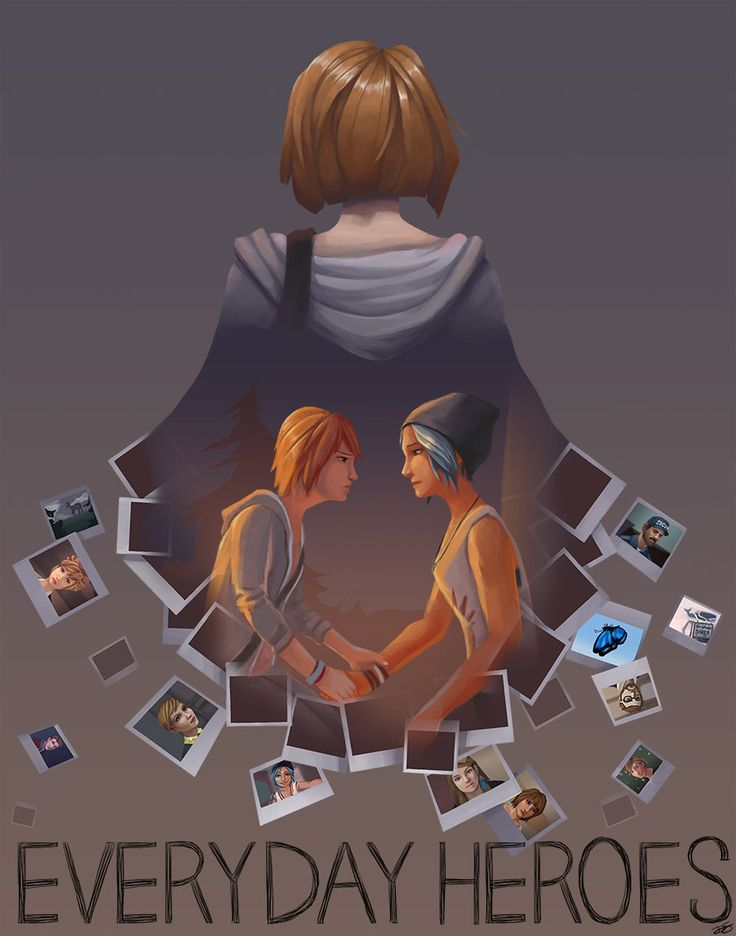 Life is Strange by SketchingSands