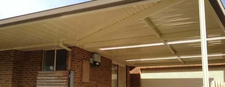Colorbond Verandahs Geelong by Ubuild Projects