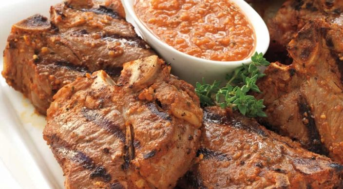 Check out this delicious recipe for Lamb Chops in Uzbek Marinade from Weber—the world's number one authority in grilling.