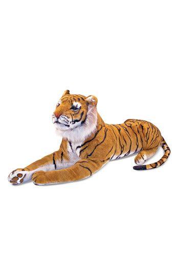 Melissa & Doug Oversized Tiger | Nordstrom
