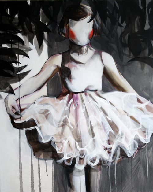Baletnica - hanna ilczyszyn