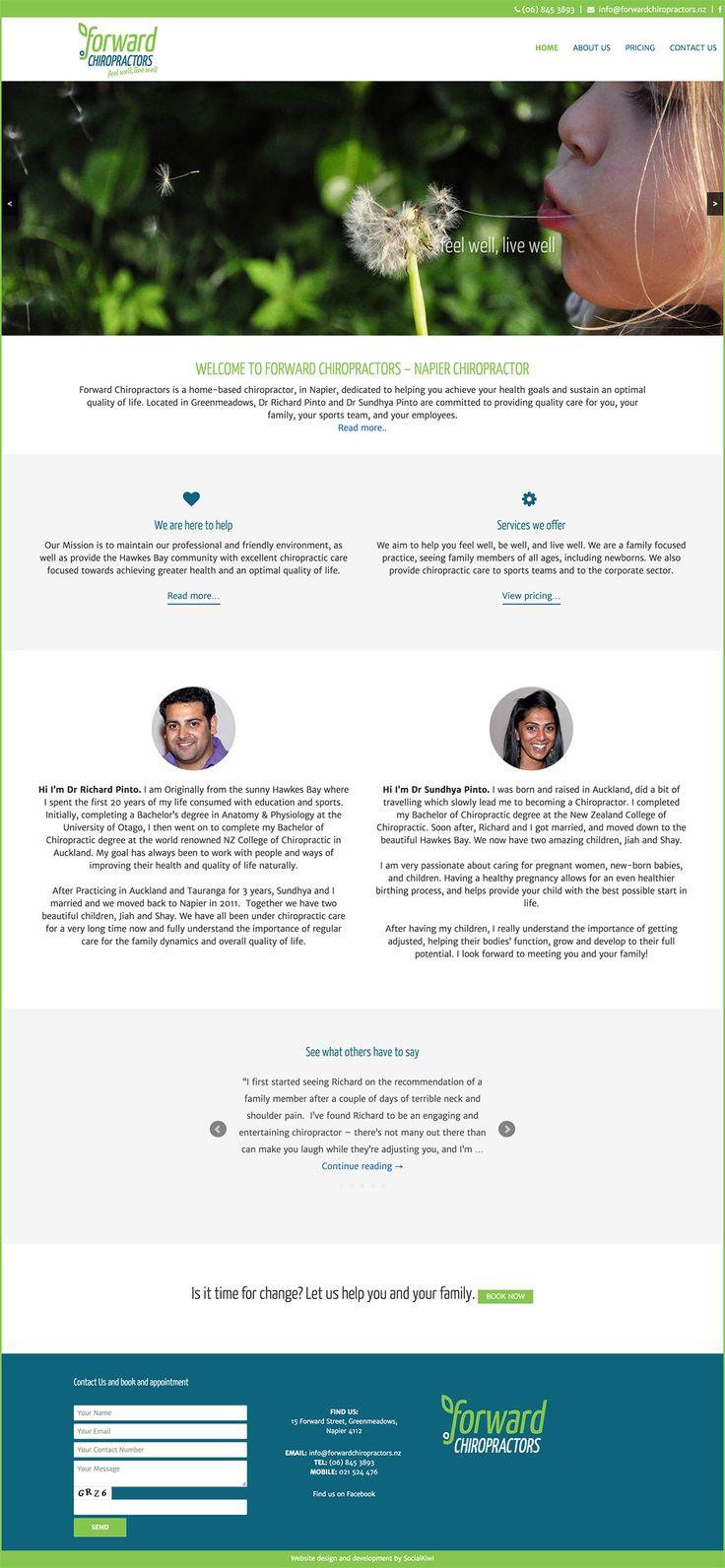 Website Design by SocialKiwi
