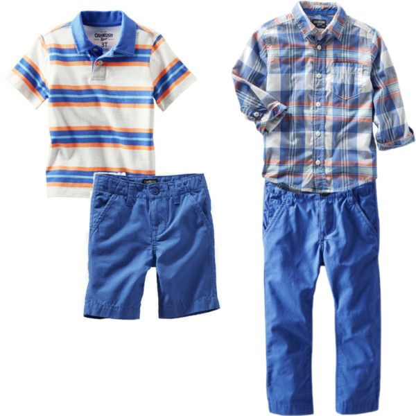 Boys Outfits for Spring from Sears