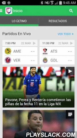 Univision Deportes  Android App - playslack.com ,  Live soccer game streaming* and sports coverage in Spanish of soccer, NFL, Formula 1, boxing and more. Univision Deportes offers real-time results, schedules, news and sports highlights available on the go!*Access to live games at no extra cost by signing in with your pay TV subscription.Features: * Live streaming for Liga MX, Major League Soccer and more* Rewind live streams, play-by-plays, and social stream* English and Spanish language…
