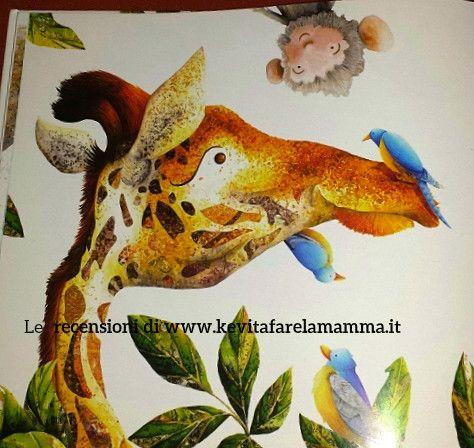 Goffa come ... una giraffa! Oh no, Arianna! ~ KeVitaFarelamamma   Che vita fare la mamma tra emozioni, letture e lavoretti per bambini