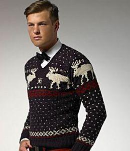 Mens Christmas Sweater