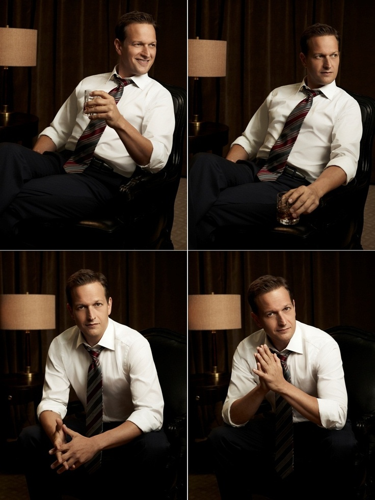 Josh Charles - Will Gardner, The Good Wife