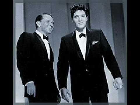 My Way - Elvis Presley and Frank Sinatra