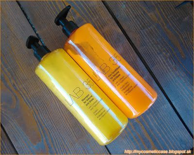 My Cosmetic Case: Kallos LAB 35 - šampón a kondicionér pre objem a l...