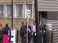 "TOWER HAMLETS, EAST LONDON – Tower Hamlets Council in East London has been accused of breaking its pre-election pledge to stop ""enthusiastic campaigners"" from standing outside polling stations, something the Returning Officer John Williams, who is in charge of electoral integrity, described as ""intimidating for people""."