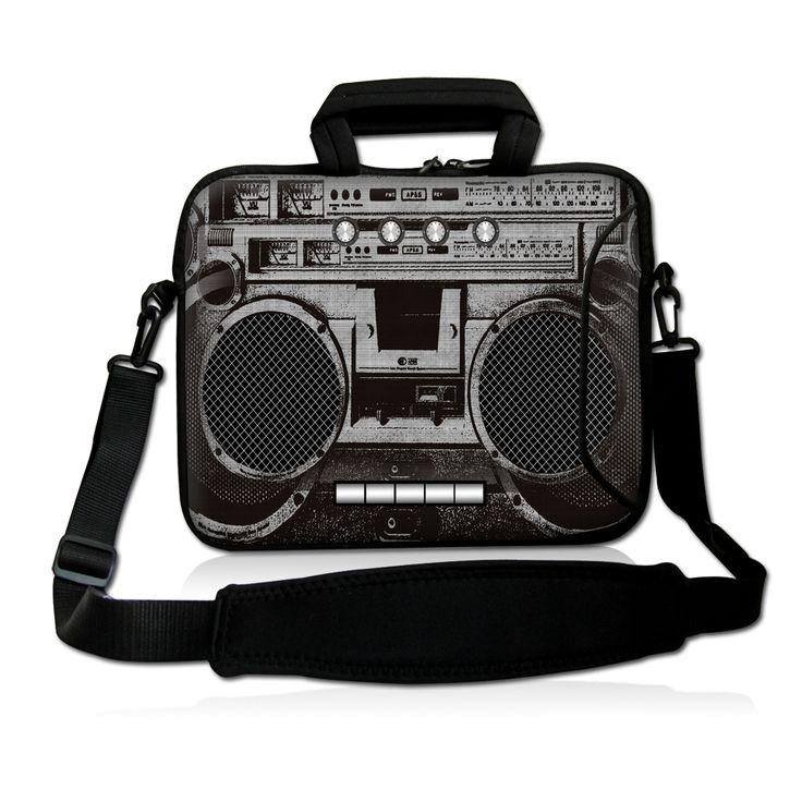 13  бумбокс мягкая сумка для ноутбуков чехол обложка вт. Карманные, Плечевой ремень Fit 12.5  13  13.3  HP Dell Acer Sony Sumsang ноутбук