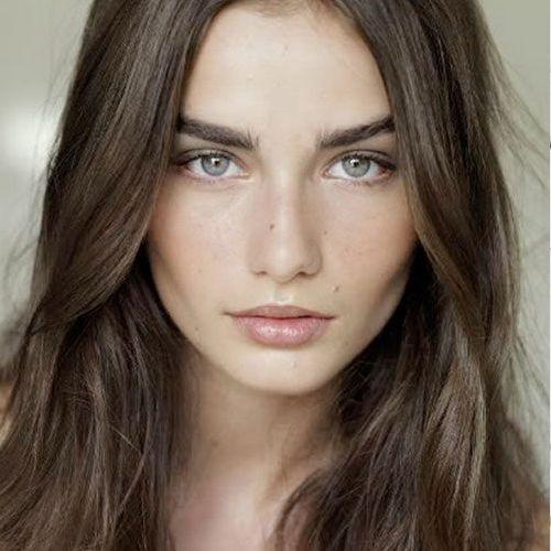 Mid Length Hair Inspiration | sheerluxe.com