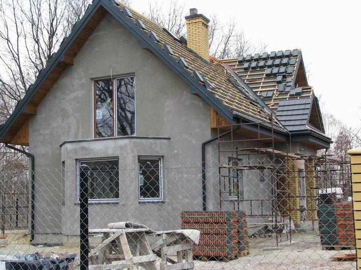 budowa domu Wesoły