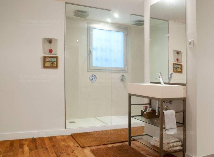 57 best Badezimmer images on Pinterest Bathroom ideas, Live and Room - parkett für badezimmer