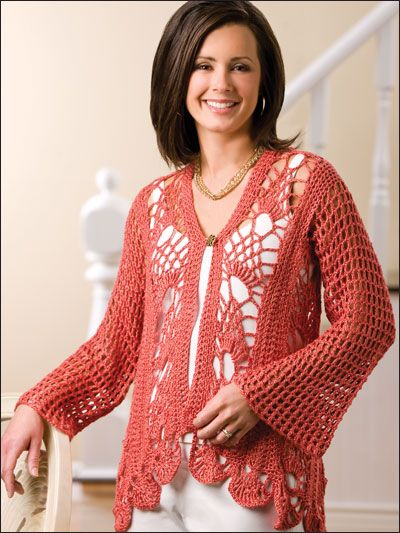 54 Best Free Crochet Sweater Patterns Images On Pinterest Crochet