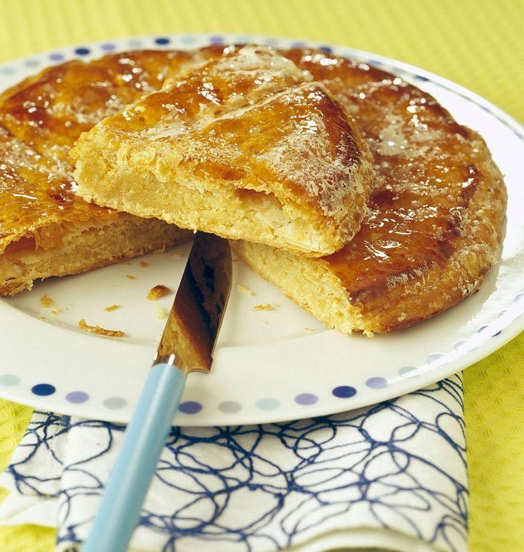 Pithiviers aux amandes - Recettes de cuisine Ôdélices