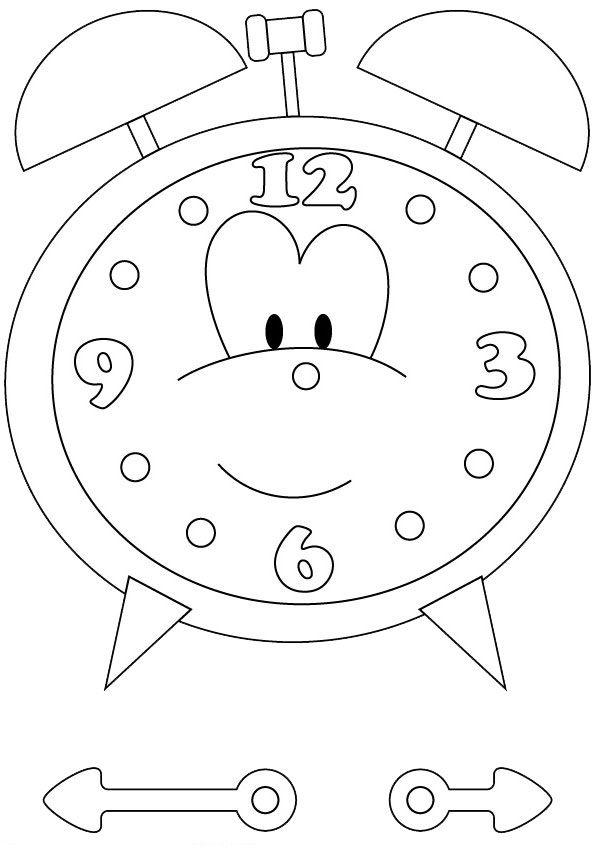 42 besten Uhr Bilder auf Pinterest   Uhrzeiten, Vorschule ...