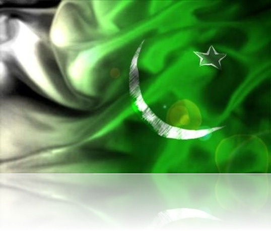 Awesome the Pakistani flag pictures