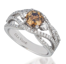 50 best Levian chocolate diamonds images on Pinterest   Rings ...
