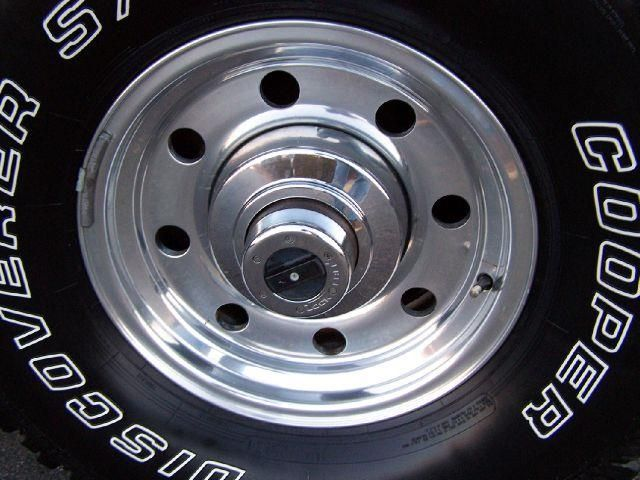 16x7 Inch Alcoa Aluminum Wheels 1995 1997 F250 F350