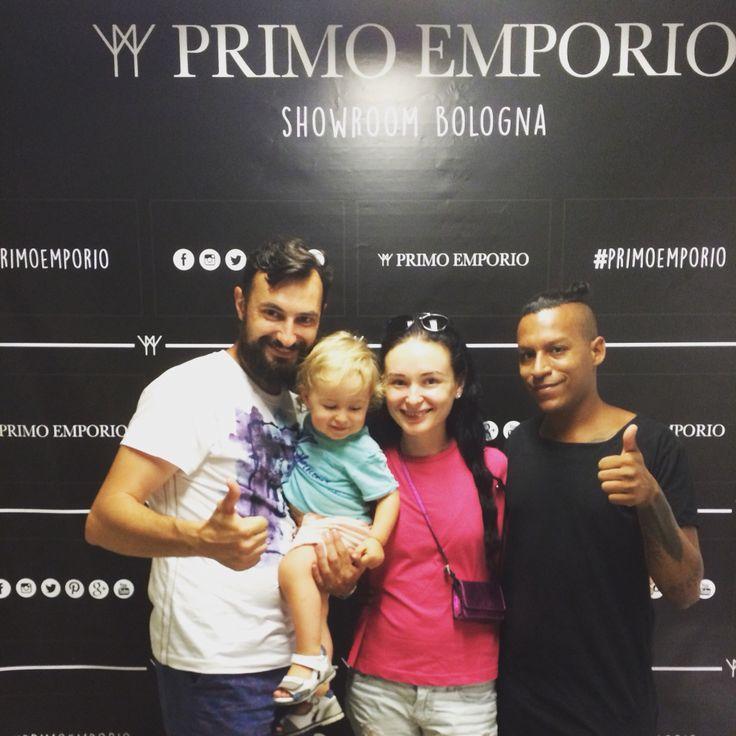 Thanks to our customer @bugela Nikolaev of Ukraine  #primoemporio #Bugela #customer #outfit #adv #bologna #showroom #photos #photooftheday #photogrid