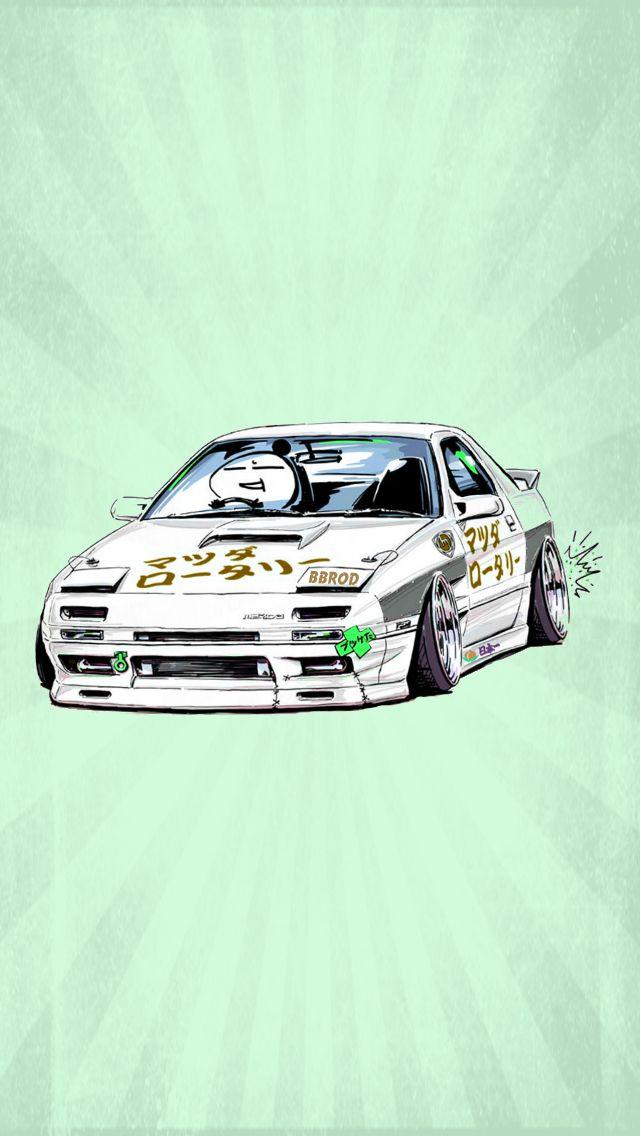 Drift Cars Auto Jdm My Art Sticker Drift Jdm Stance