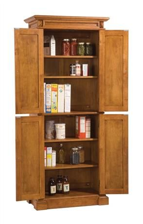 Free Standing Kitchen Storage Cabinets Details About Pantry Storage