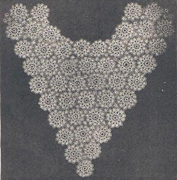 Heirloom Crochet - Vintage Tatting - Priscilla Tatting Book 1