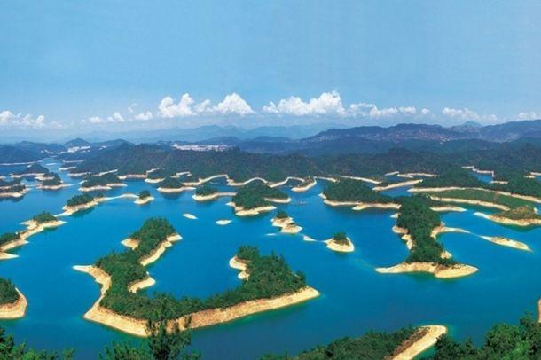 Qiandao tó/lake