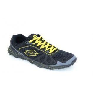 lotto S1226 TOSSA AMF Siyah Erkek Günlük Spor Ayakkabısı