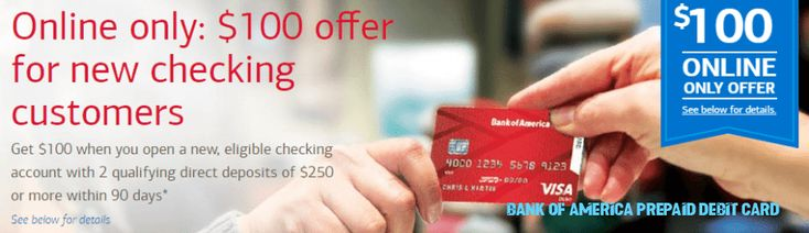 13 secrets about bank of america prepaid debit card that