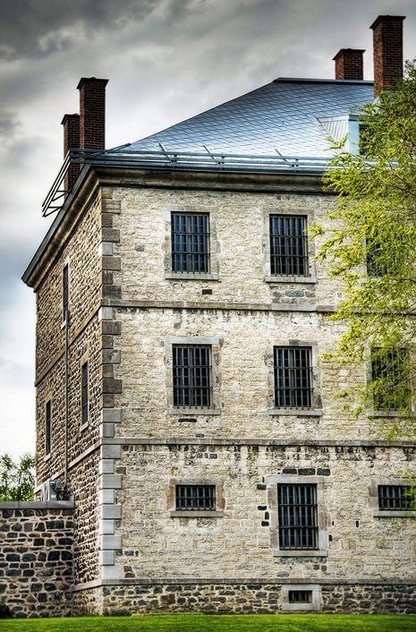 Vieille prison de Trois-Rivières GLOB photo #prison #troisrivieres #mauricie