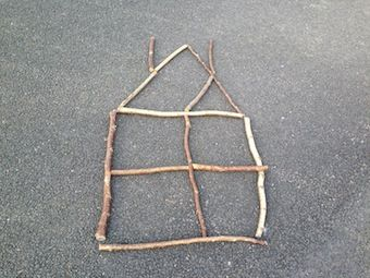A Maths Stick Picture Game | Creative STAR Learning | I'm a teacher, get me OUTSIDE here!