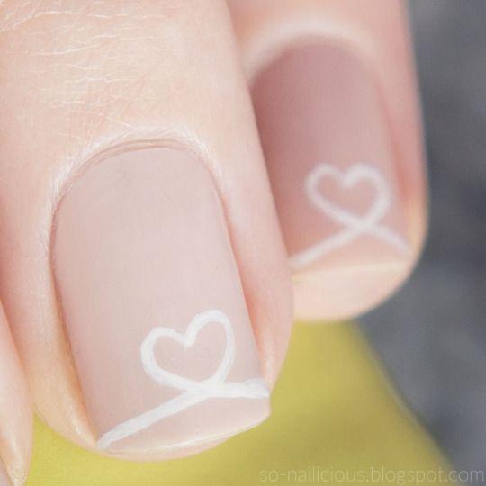 diseño de uñas facil y rapido de hacer, pero con ONDITA.