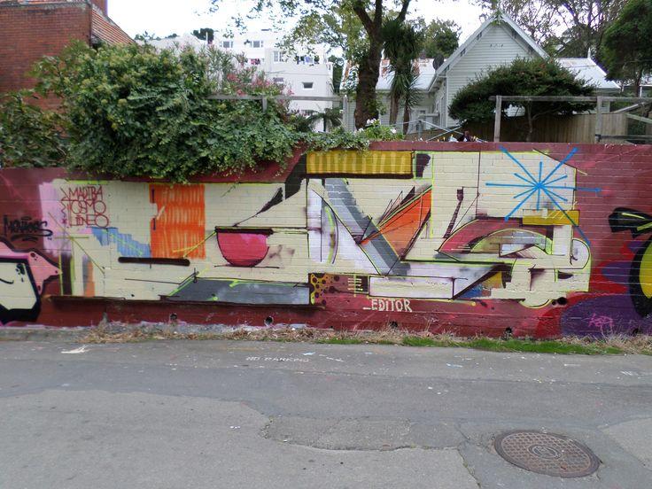 Abel Smith Street Art   photo by tony.cairns