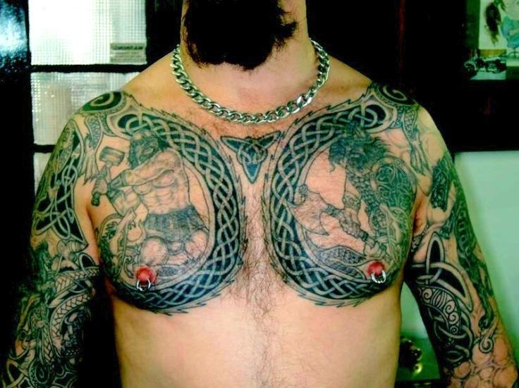 28 best images about viking celtic tattoos on pinterest for Arian brotherhoods tattoos