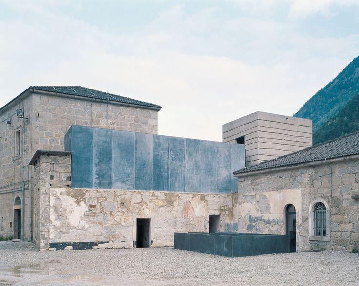 Forte di Fortezza by Markus Scherer + Walter Dietl