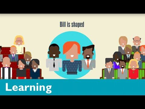 How laws are made - YouTube