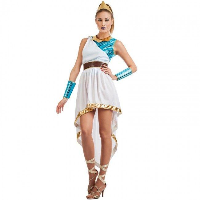 Disfraz De Diosa Del Mar Para Mujer Costume Dress Fashion Dresses