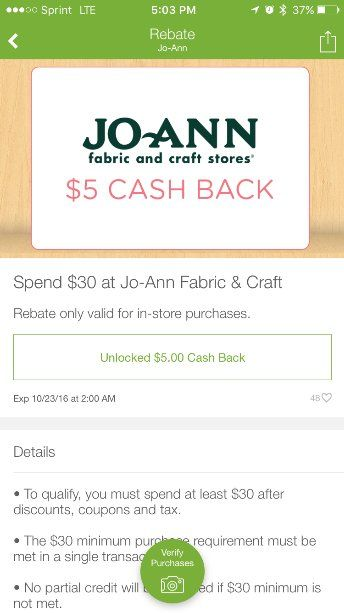 Tips for Saving Money at Jo-Ann Fabric and Crafts | sewing | Pinterest