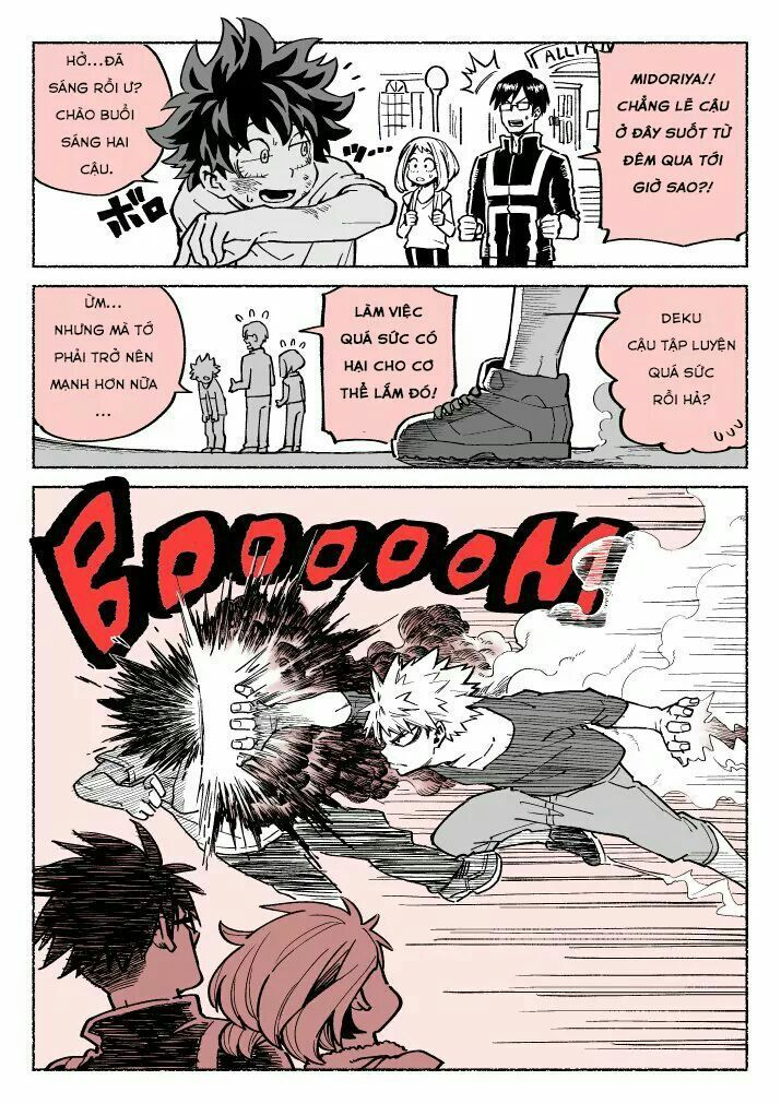 Tất tần tật những gì t sưu tầm được liên quan đến Boku no hero Academia .  Đã phần đều là ...