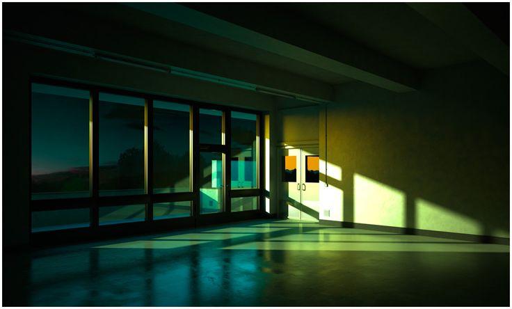 Paintings (photography too!) Edward hopper style | Modern Prairie Girl