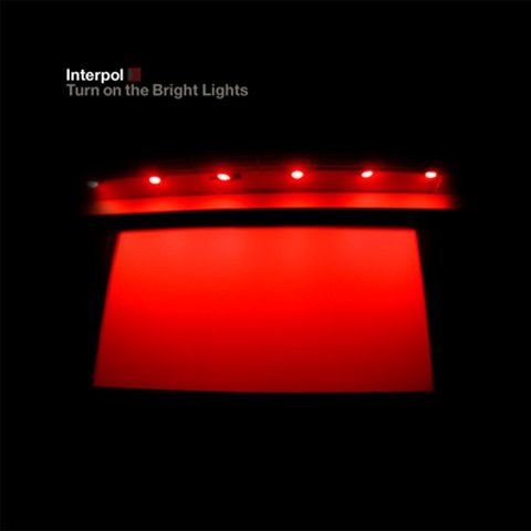I have a real soft spot for this album. I saw Interpol perform most of it before I heard the recorded version.