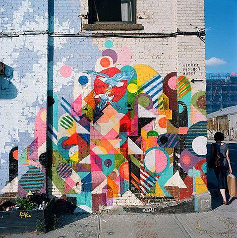 street art                                                              (via nnokka, nomuu)    via seed capsules.