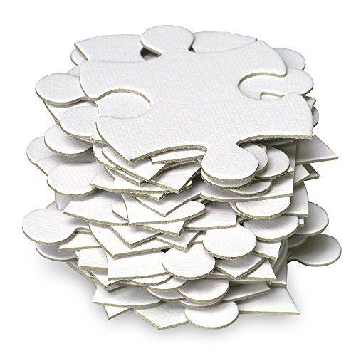 Extra Large Blank Jigsaw Puzzle, Wedding Guest Book Puzzle, 105 Large Numbered Blank Puzzle Pieces, Size 18 x 37in Jigsaw2order http://www.amazon.com/dp/B00XKLLMMQ/ref=cm_sw_r_pi_dp_IXB8vb08GS8RT