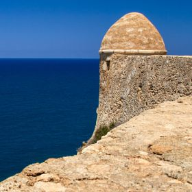 Crete, Rethymno, Fortezza