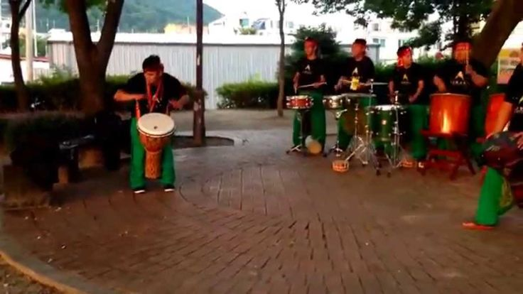 Sacheon International Percussion Festivals 2014 - From Mala