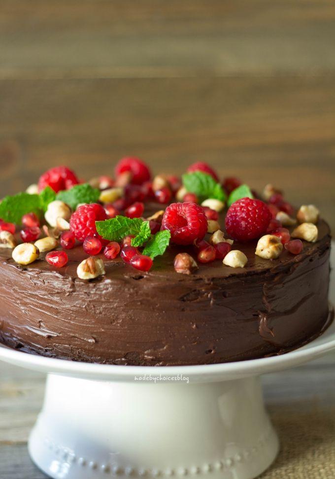 Bolo de Chocolate vegan                                                                                                                                                                                 Mais
