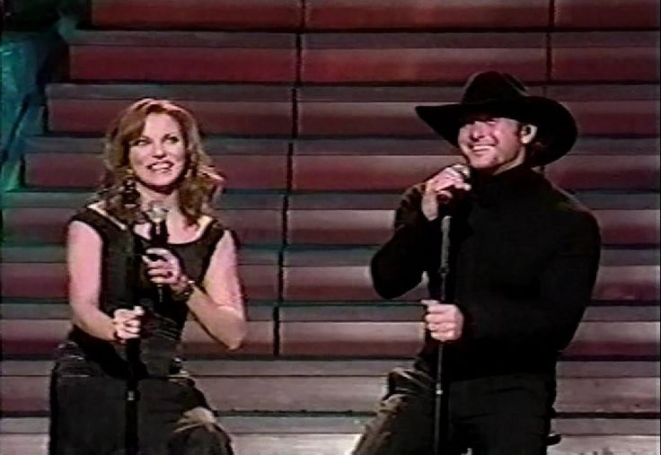 Martina McBride & Tim McGraw - Angry All The Time...they tour together and i saw them both again